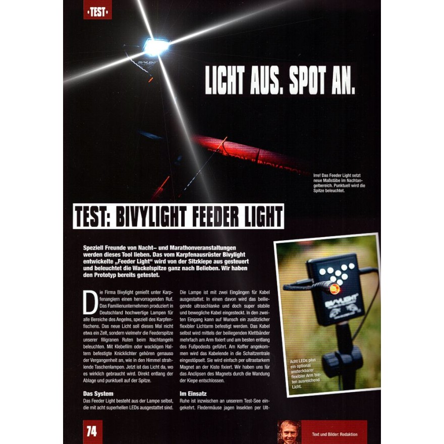 Bivylight Feederlight BL FL-1