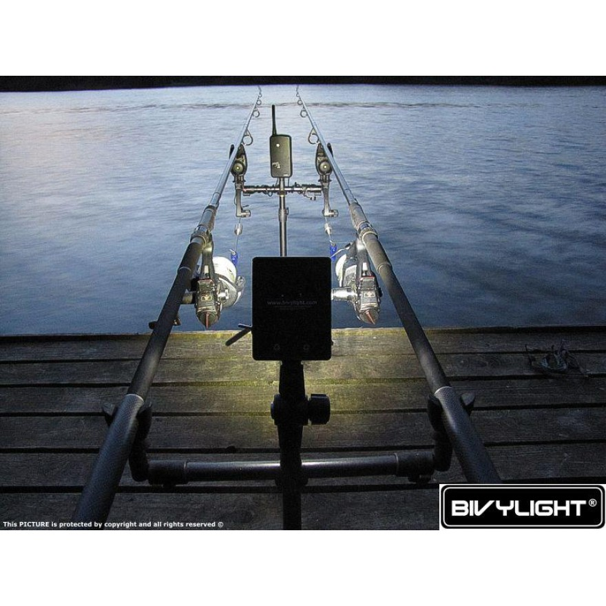 Bivylight Rod Pod Light