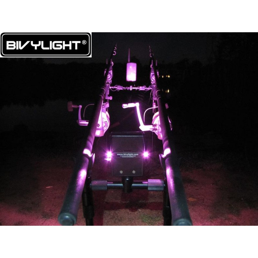 Bivylight Rod Pod Marker Purple