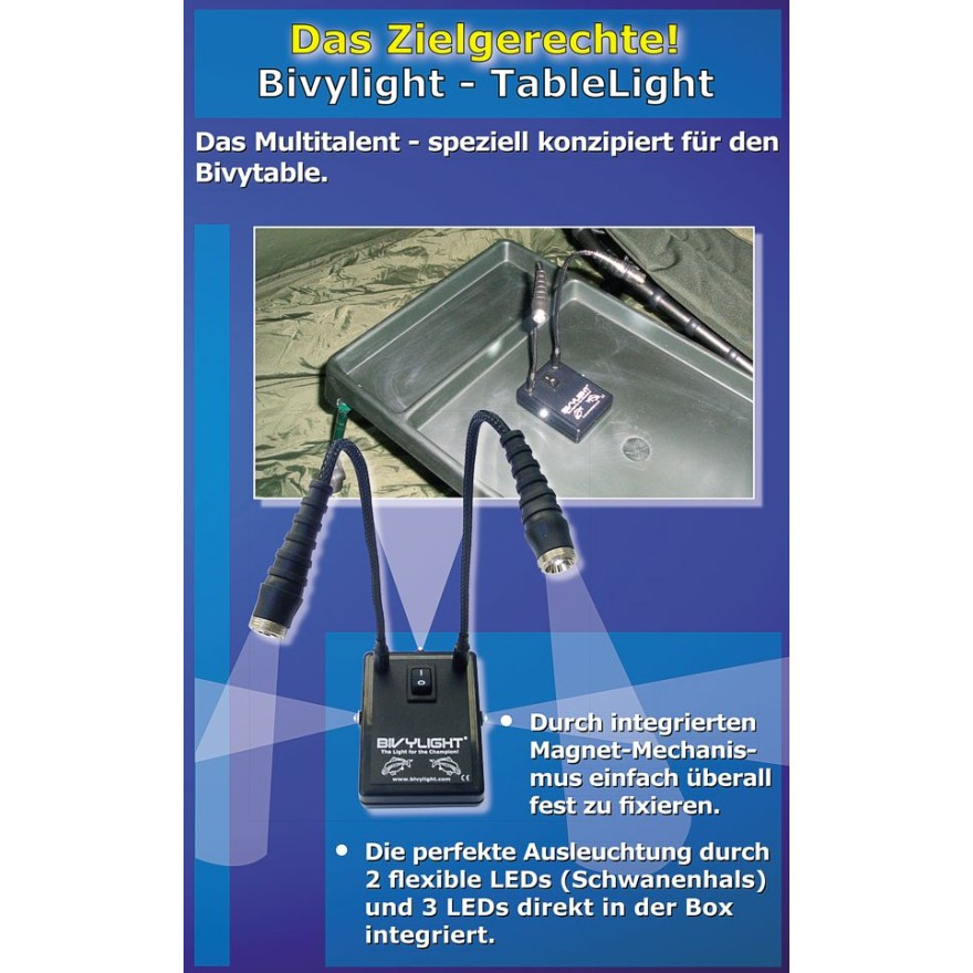 Bivylight Tablelight