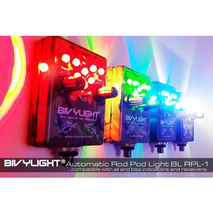 Bivylight Automatik Rod Pod Light BL RPL-1