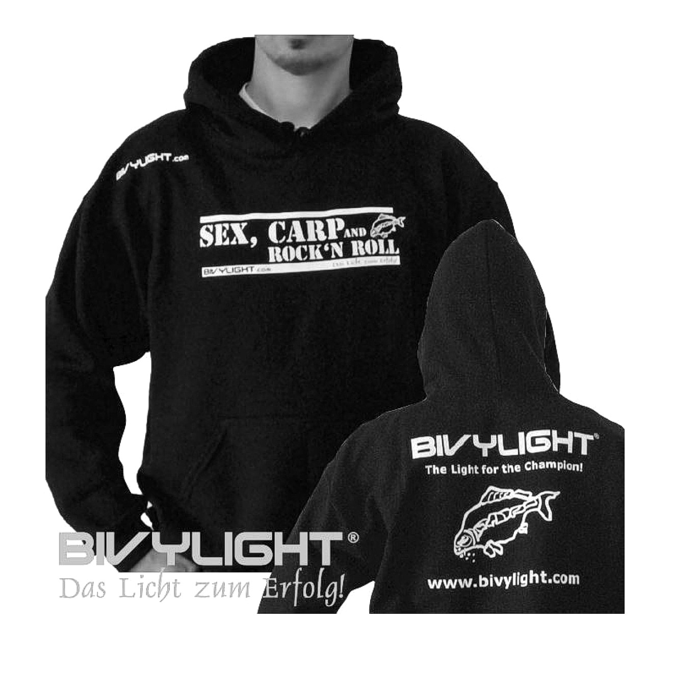 Bivylight Bundle - Sex, Carp and Rock'n Roll